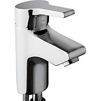 Ideal Standard Senses Cube Basin Mixer with Waste