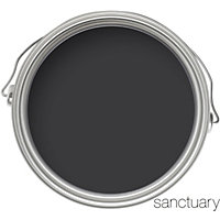 Sanctuary Eggshell Paint - Foret Noire - 750ml