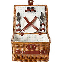 2 Person Picnic Basket - Filled