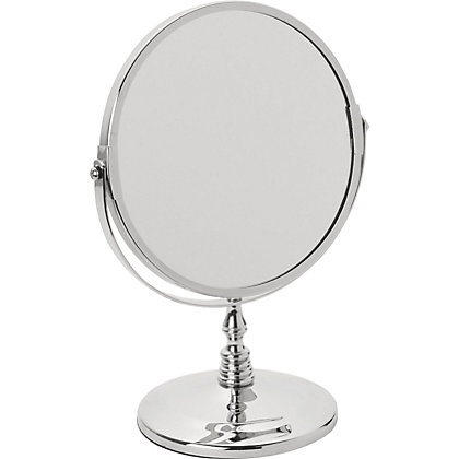 small bobble stand mirror 13151