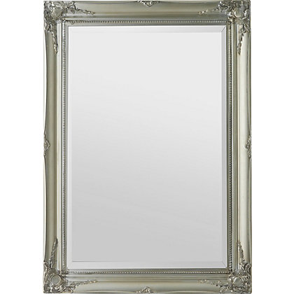 of house maissance wall mirror silver 13151