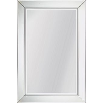 wall mounted bathroom mirror homebase co uk 13151