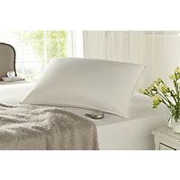 Snug Memory Foam Core Anti-Allergy Pillow.