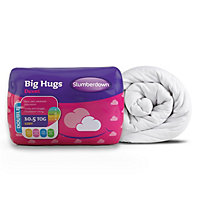 Slumberdown Big Hugs 10.5 Tog Duvet - Double.