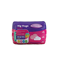 Slumberdown Big Hugs 10.5 Tog Duvet - Single.
