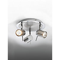 bathroom light homebase spot amp downlights and bathroom led ceiling lights homebase 10851