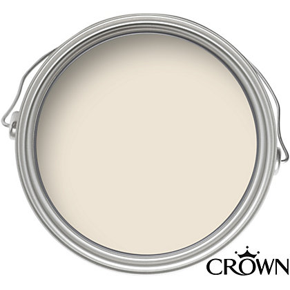 Image for Crown Breatheasy Snowdrop - Matt Emulsion Paint - 5L from StoreName