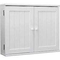 white tongue and groove bathroom cabinet tongue and groove 2 door wooden bathroom cabinet white 25891