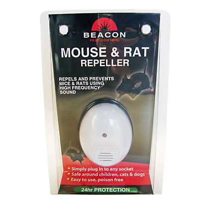 Image for Beacon Mouse and Rat Repeller - 46sq m range from StoreName
