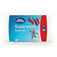 Silentnight SuperWash Pillow - Pair